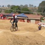 Retro BMX racing