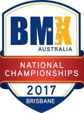 BMX Australia national championships logo
