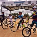 Junion Retro BMX racers
